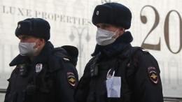 Полное видео задержания москвича ссобакой, который проклинал полицейских