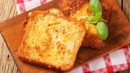 Вкусно ибыстро— необычный рецепт горячих бутербродов