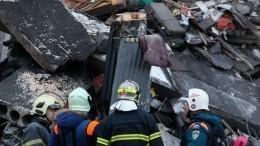Дом, пострадавший при взрыве газа вОрехово-Зуево, восстановят заполгода