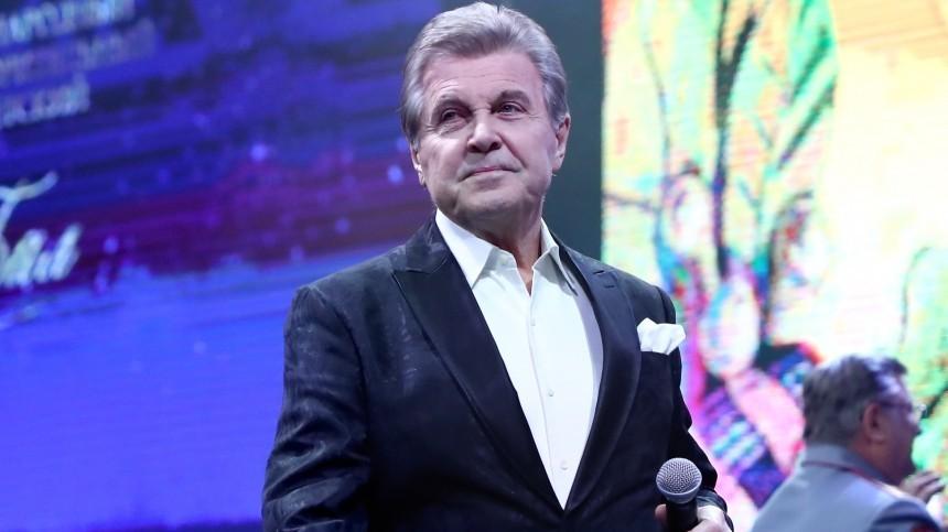 Басков: Лев Лещенко плохо себя чувствовал еще наюбилее сестры Игоря Крутого