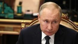 Путин обсудил спремьер-министром Армении меры попротиводействию COVID-19