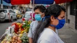 Житель Эквадора опроверг слух осжигании тел погибших откоронавируса наулицах