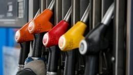 Правительство РФвведет запрет наимпорт дешевого бензина