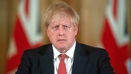 «ВБритании небыло таких прецедентов»: вРАН рассказали, кто заменит Бориса Джонсона