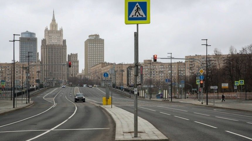 ВМоскве подсчитали, насколько снизился пассажиропоток нафоне карантина
