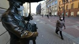 ВСанкт-Петербурге побит очередной температурный рекорд