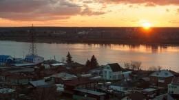 Сразу три НЛО над Томском снял накамеру местный житель