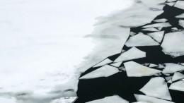 ВЧелябинской области школьницы спасли двух детей, провалившихся под лед