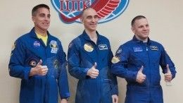 Как космонавтов защищают откоронавируса