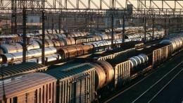 Работники ОЖД похитили стоварных поездов груз на40 миллионов рублей