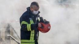 Спасатели ищут тела троих детей наместе пожара вНижегородской области