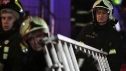 Пятнадцать человек госпитализированы после пожара вдоме престарелых вМоскве
