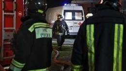 Акционер дома престарелых раскрыл детали пожара вМоскве