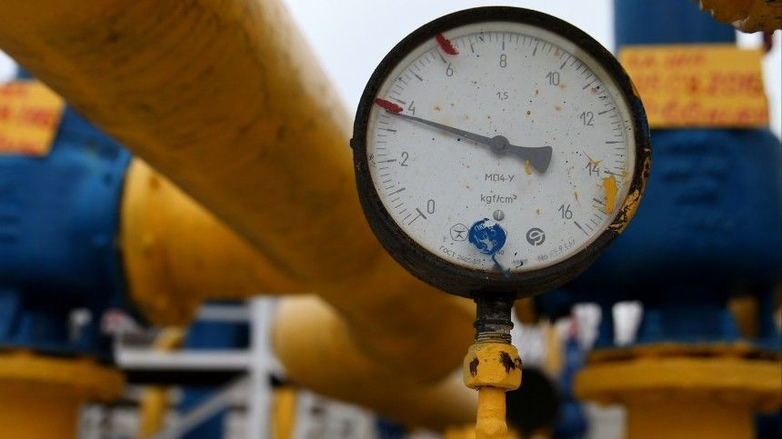НаУкраине заявили оготовности прекратить транзит газа изРоссии