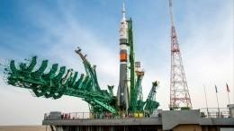 Видео: Ракета «Союз-2.1а» сновым экипажем МКС стартовала сБайконура