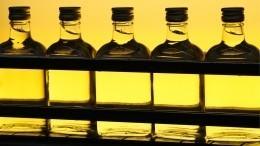 Полицейские пресекли незаконный оборот этилового спирта вСеверной Осетии