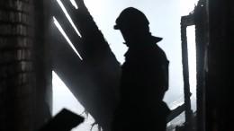 Четыре человека пострадали при пожаре вНовокуйбышевской нефтехимической компании