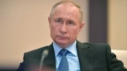 Путин: Меры поборьбе скоронавирусом должны быть адекватны, чтобы ненарушить работу ОПК