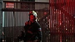 Директор московского дома престарелых обещала помощь родным погибших при пожаре