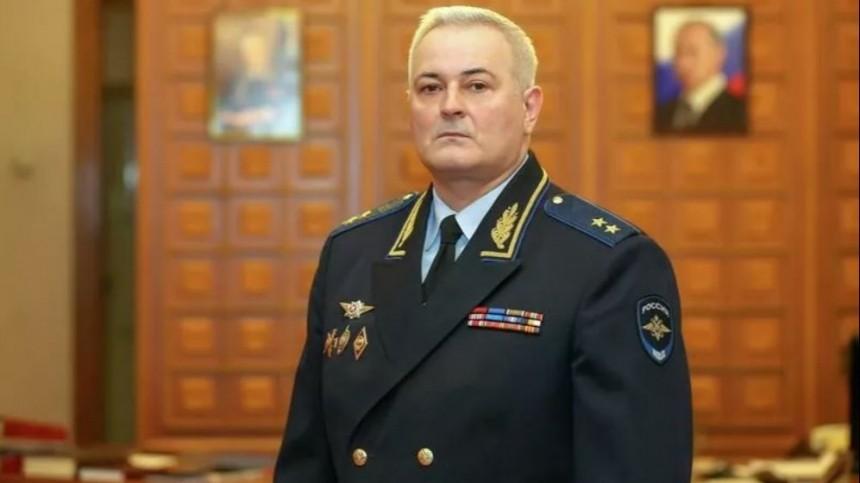 Владимир Путин уволил генерала Романова сдолжности заместителя главы МВД РФ