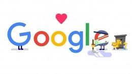 Google сказал спасибо работникам коммунальных служб, опубликовав новый дудл