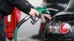 ВРоссии резко снизилось производство бензина