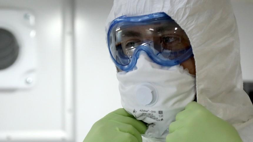 COVID-19 предварительно определен у170 врачей ипациентов закрытой накарантин больницы вУфе