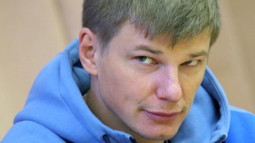 Видео: Андрей Аршавин стал курьером из-за коронавируса