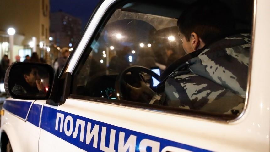 Полиция обнаружила упетербуржца оружие исклад патронов