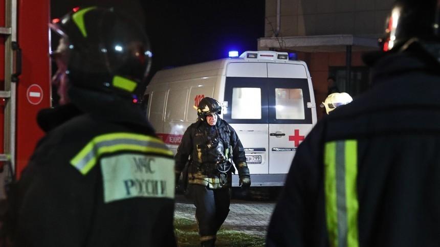 Число жертв пожара вдоме престарелых «Третий возраст» увеличилось допяти