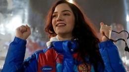Фигуристка Евгения Медведева рассказала, почему ссорится смамой