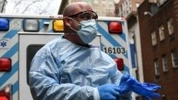 США опередили все страны мира почислу жертв коронавируса
