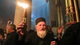 Христиане, живущие погригорианскому календарю, отметят Пасху 12апреля