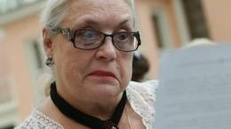 Лидия Федосеева-Шукшина озвучила размер своей пенсии