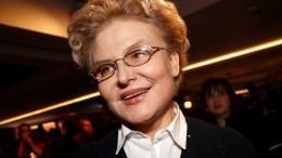 Елена Малышева раскрыла, как незаразиться коронавирусом через еду