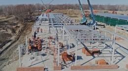 Кстроительству многофункциональных медицинских центров привлечены 10 тысяч человек