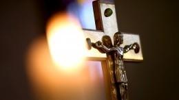 Католическая Пасха прошла врежиме онлайн-трансляции