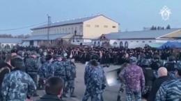 Глава Минюста назвал бунт вколонии вАнгарске «саботажем ишантажом»