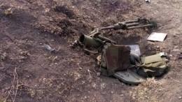 Миномет взорвался вовремя учений наУкраине: один военный погиб, восемь ранены