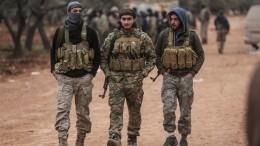 Сдавшиеся вСирии боевики рассказали, что США готовили диверсии нанефтегазовой инфраструктуре