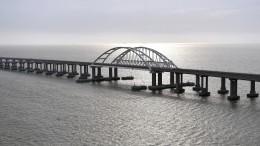 Путин выразил благодарность коллективу «Мостотреста» завклад встроительство Крымского моста