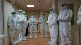 Число инфицированных коронавирусом вРоссии засутки выросло на3448 человек