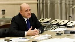 Мишустин: Финансовую помощь российские предприниматели начнут получать с18мая