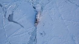 НаАлтае создали технологию армирования льда для освоения Арктики