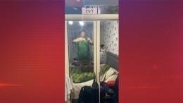 Фото сподушкой привело кслужебному расследованию вполиции Алма-Аты
