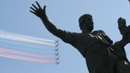 Всвязи спереносом празднования 9мая иностранных лидеров попросят отложить визиты вМоскву