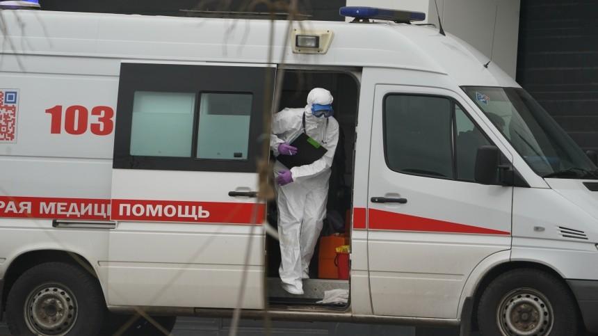 Более 100 медиков заражены коронавирусом вПетербурге