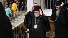 РПЦ просит власти допустить подготовленных священников вбольницы Москвы