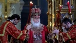 Как православные христиане празднуют Пасху вусловиях режима самоизоляции