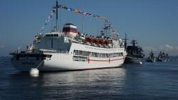 Как будет работать госпитальное судно «Иртыш», задействованное вборьбе сCOVID-19